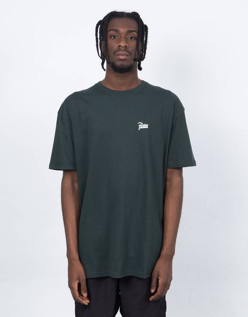 Patta the world is filled T-shirt Scarab