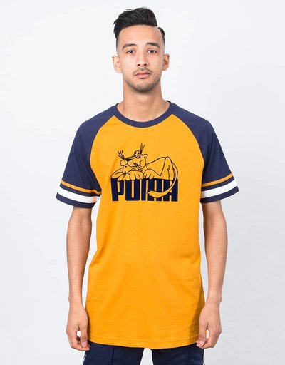 Puma Super T-shirt Inca Gold