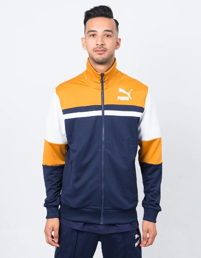 Puma Super T7 Jacket Peacoat