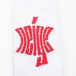 NEIGE Socks White/Red