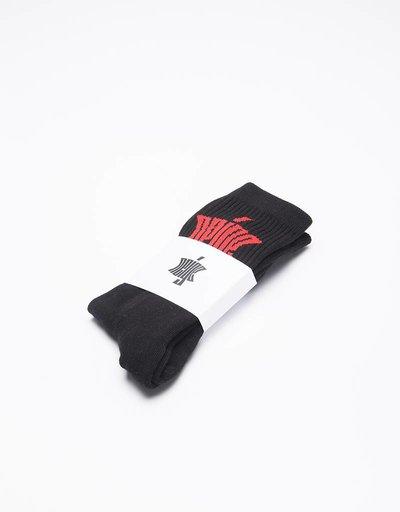 NEIGE Socks Black/Red