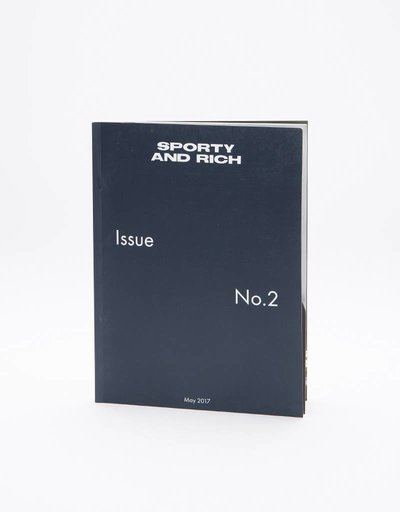 Copy of Sporty & Rich Issue 1