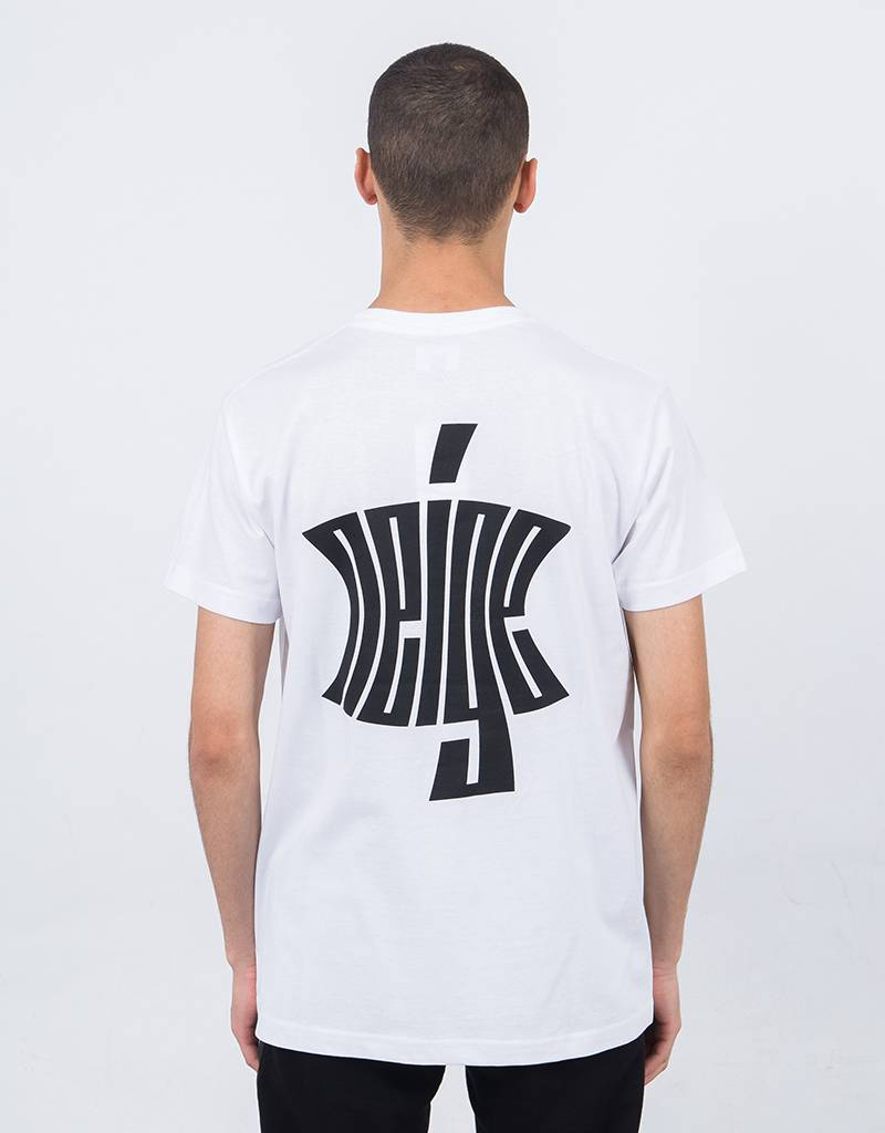 NEIGE Logo T-Shirt White