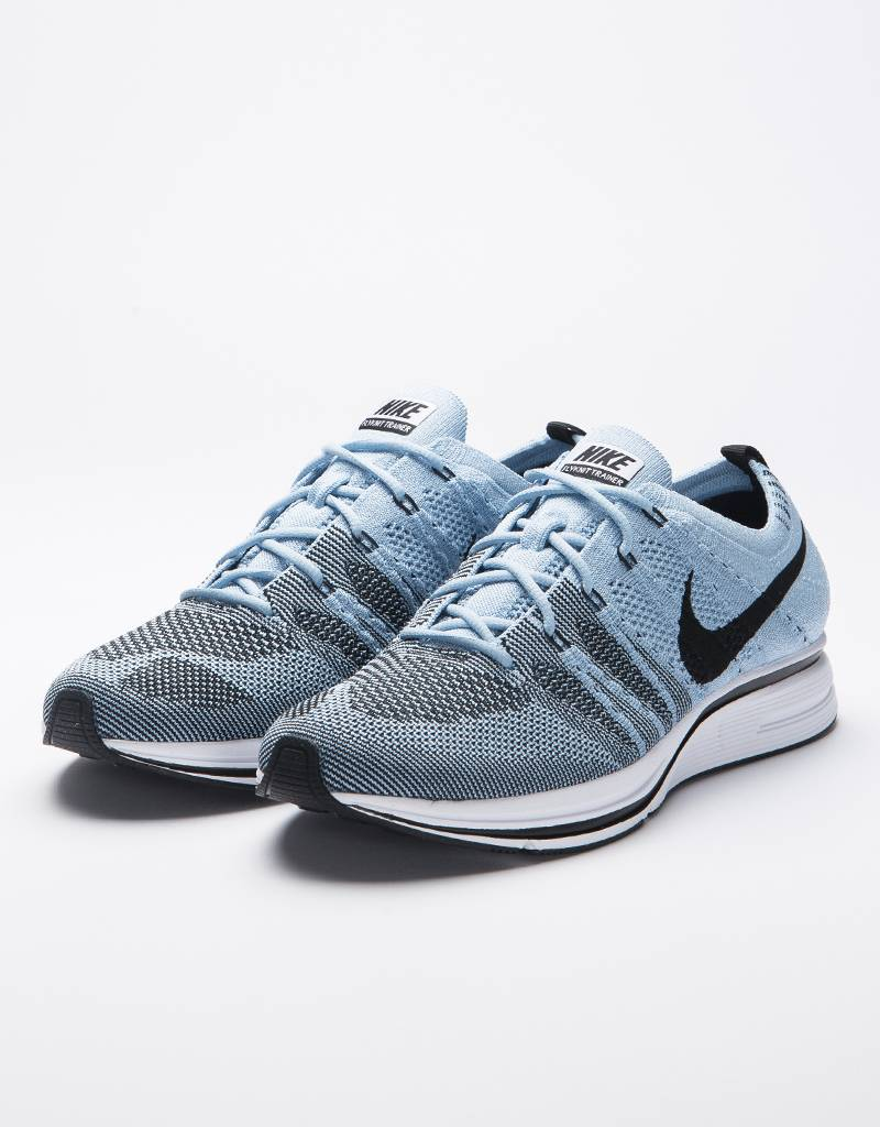 Nike Flyknit Trainer Cirrus Blue/Black/White