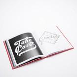 "Ceizer ""OH YES"" Hardcover Boek"