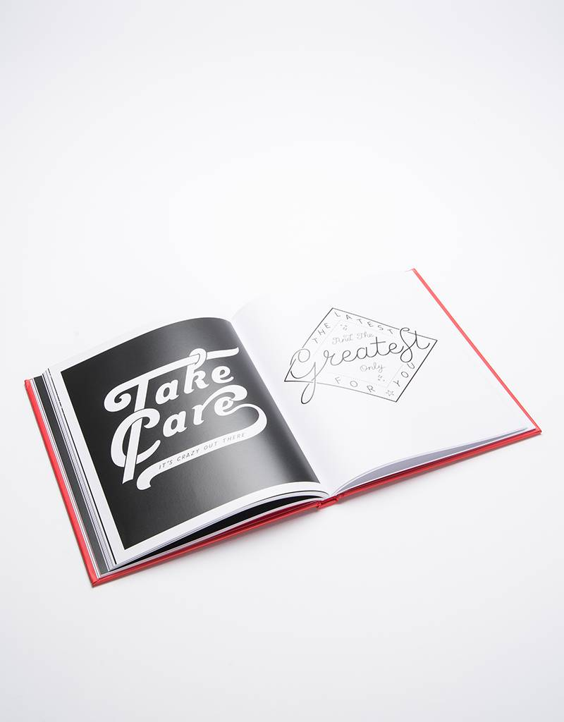 """Ceizer """"OH YES"""" Hardcover Book"""