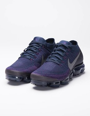 Nike NikeLab Air Vapormax Flyknit College Navy/Dark Grey