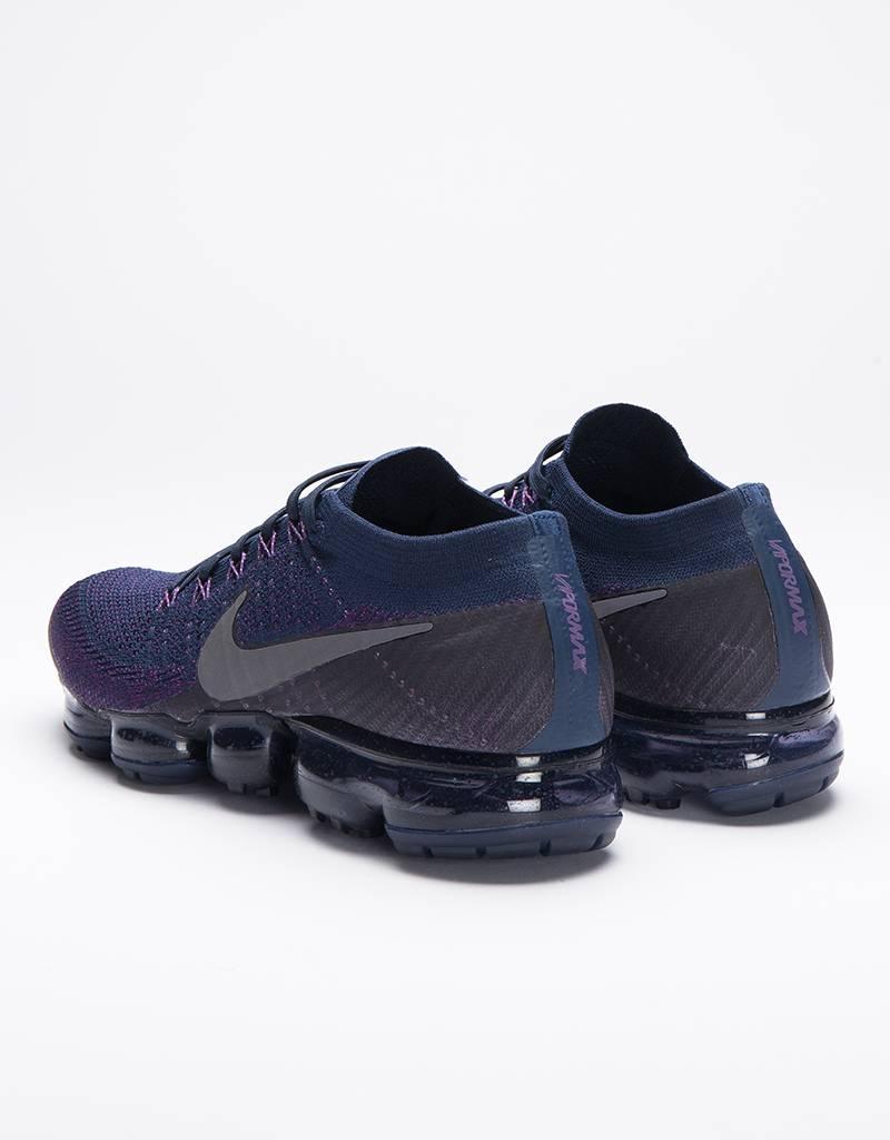 NikeLab Air Vapormax Flyknit College Navy/Dark Grey
