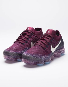 Nike NikeLab Womens air Vapormax Flyknit Bordeaux/Desert Sand
