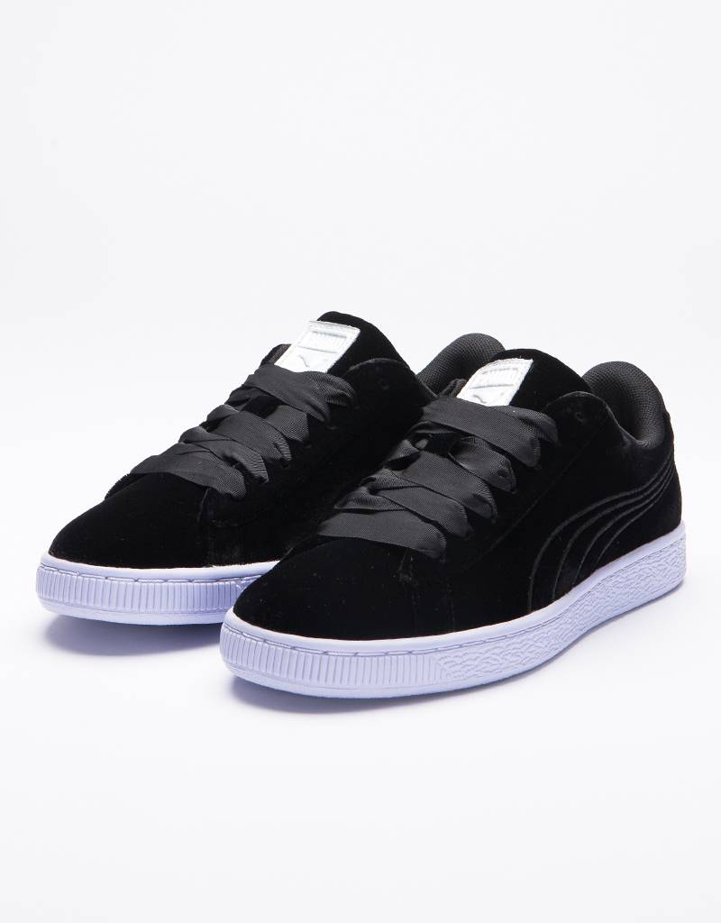 basket puma velour