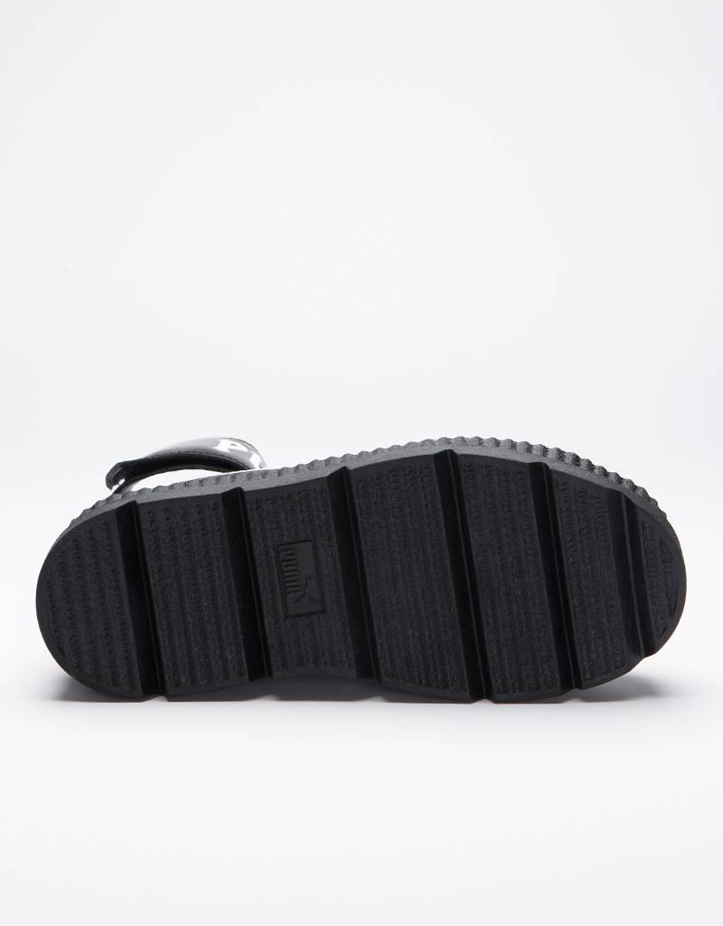 Puma x FENTY Ankle Strap Sneaker Black-Puma White