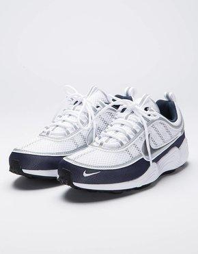 Nike Nike Air Zoom Spiridon '16 White/Metallic Silver - Armory Navy - Black