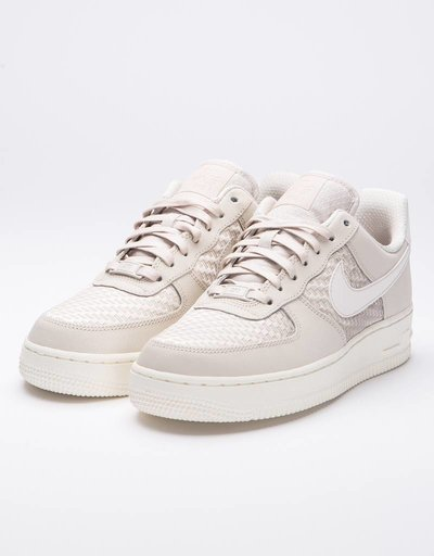Nike Women's Air Force 1 '07 Pinnacle Desert Sand/ Desert Sand-Ivory-Ivory