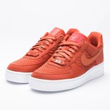 Nike Women's Air Force 1 '07 Pinnacle Dragon red/dragon red-white