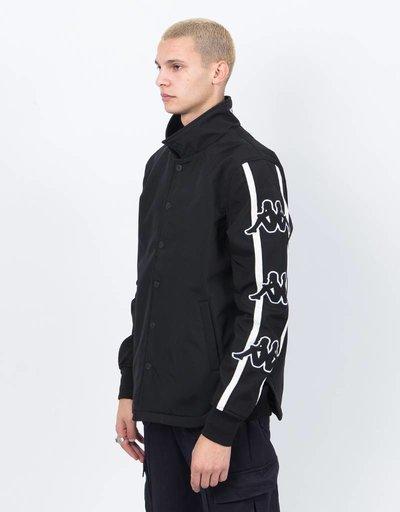 Kappa Kontroll Banda Jacket Black