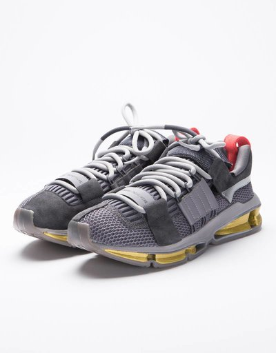 adidas consortium twinstrike A/ /D Clear Granite/Black-White/Bright Red