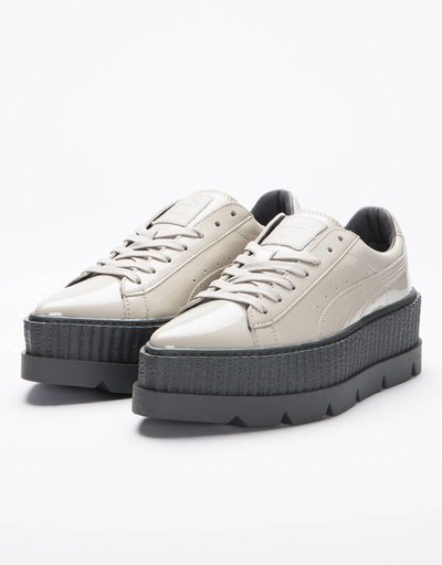 Puma Fenty Womens Pointy Creeper Dove-Glacier gray