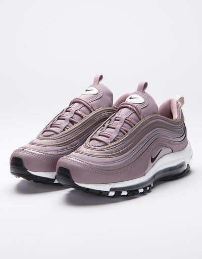 Nike Womens Air Max 97 Premium Taupe Grey/Black-Light Bone