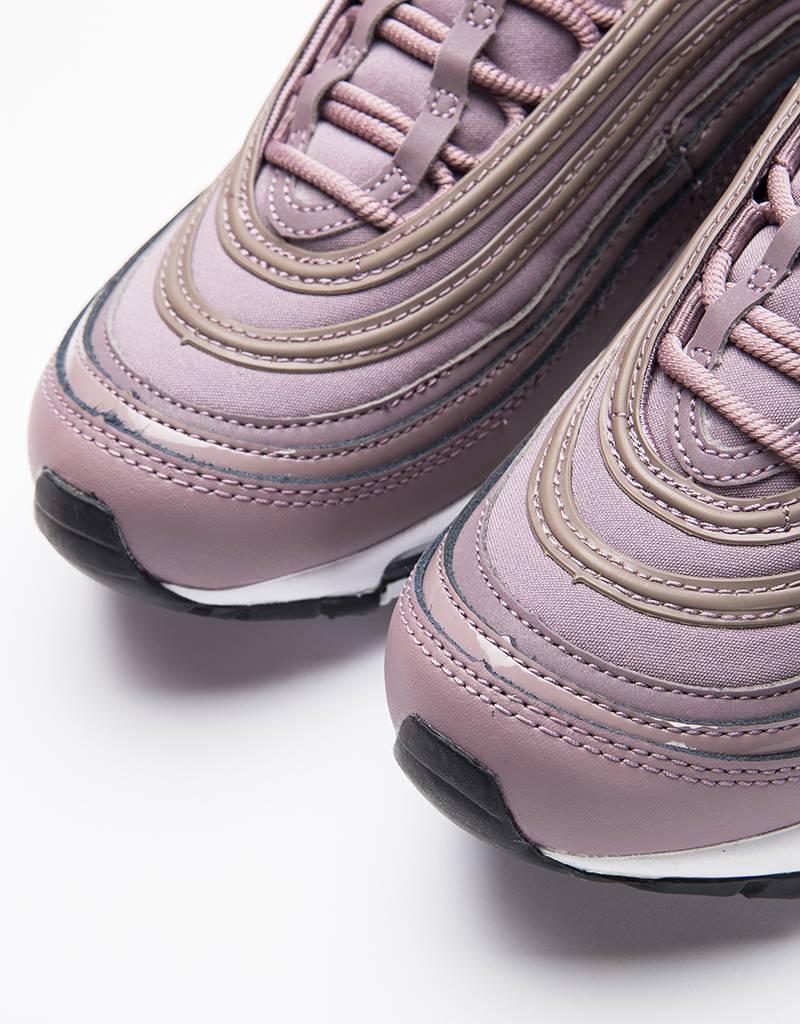Nike Womens Air Max 97 Premium Taupe Grey/Black-Light Bone