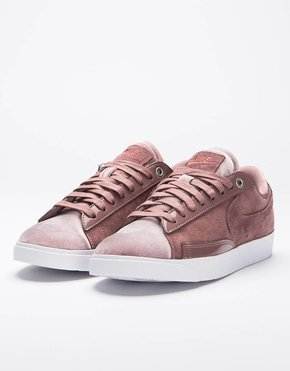 Nike Nike Women's Blazer Low LX Smokey Mauve/Red Sepia-White