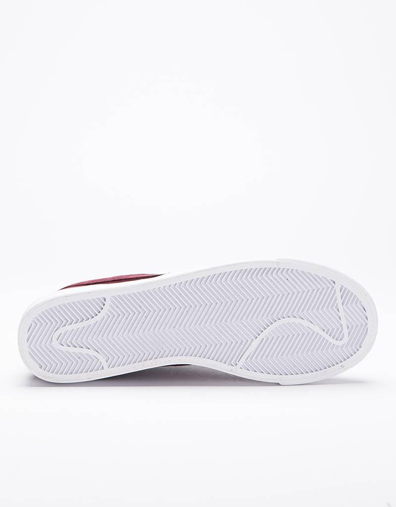Nike Women's Blazer Low LX Burgundy Crush/Burgundy Ash-White