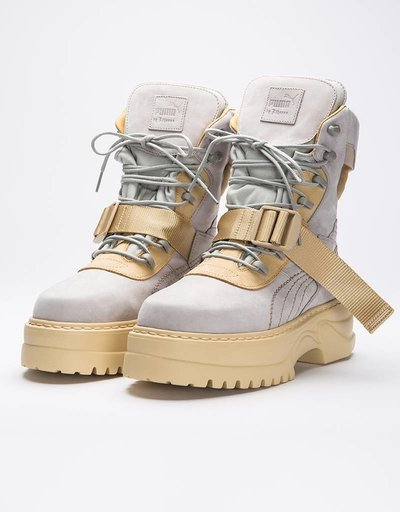 Puma Fenty Winter Boot Nubuck women's Dove Lark