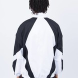 NikeLab Ess Uni Heritage Tracksuit Black/White/Black/Black
