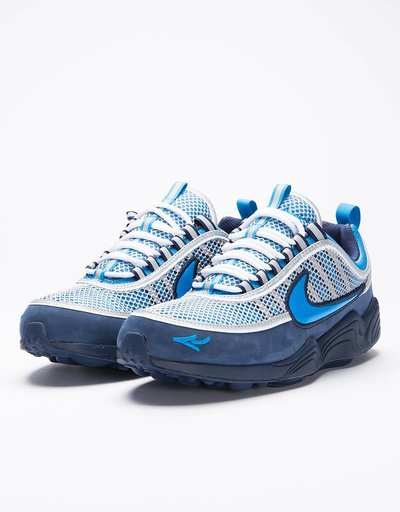 Nike Air Zoom Spiridon '16 /stash Harbor Blue/Heritage/ Cyan-Midnight Navy