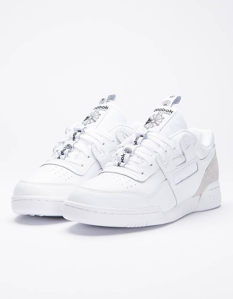 "Reebok Workout Plus ""Iconic Taping"" White/Skull Grey/Black"