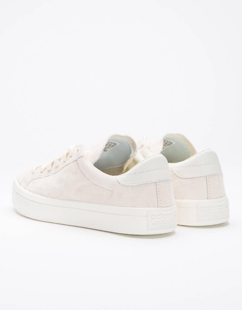 Adidas Courtvantage Off White/Off White/Off White