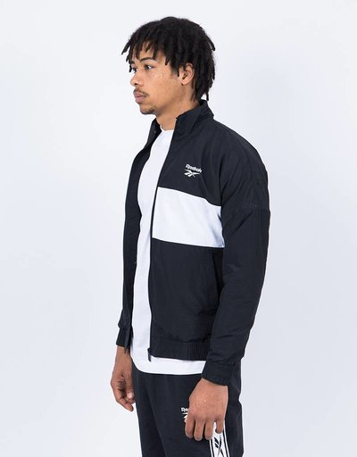 Reebok LF Vector Jacket Black/Black