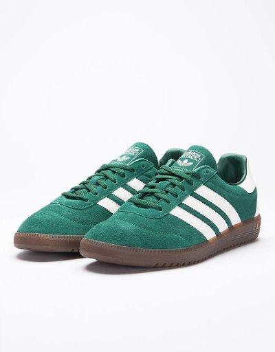 Adidas Intack SPZL Drkgrn/Cwhite/Drkgrn