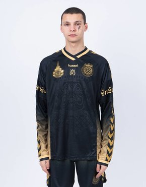 Hummel Hummel 24 Kilates Jersey Long Sleeve Black