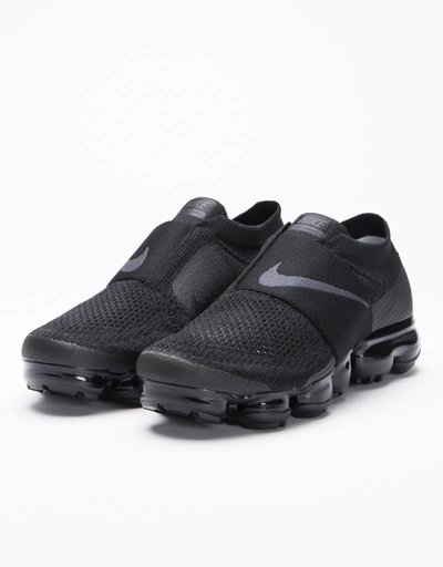 Nike Womens Air Vapormax Flyknit Moc Black/Anthracite