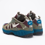 Nike air humara '17 medium olive/desert sand-deep burgundy