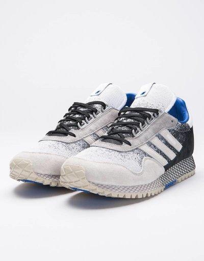 Adidas Consortium x Hanon New York Core Black/ Core White/ CL Granite