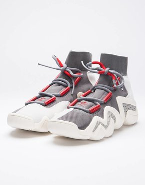 Adidas Adidas Consortium Crazy 8 A//D Grey Foam/ Power Red/ Sesame