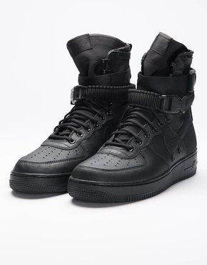 Nike Nike SF Air Force 1 Black/Black-Black