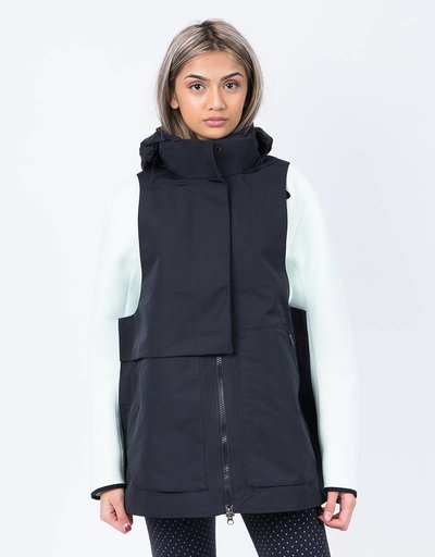 Nikelab w acg vest black/black