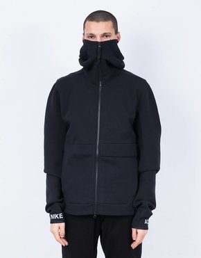 Nike Nikelab acg fleece fz hoodie black/dark stucco