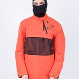 Nikelab acg po shell team orange/black