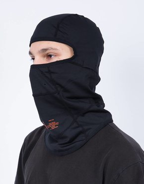 Nike Nikelab balaclava acg black/team orange