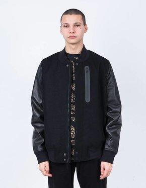 Nike NikeLab Ess Destroyer Jacket Black/Black