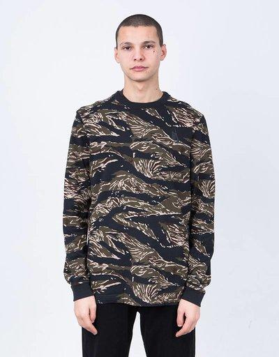 NikeLab Tiger Camo Ls aop Khaki/Golden Beige/Gorge Green/Black