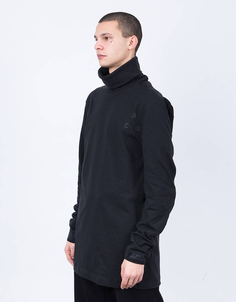 Nikelab acg ls top black