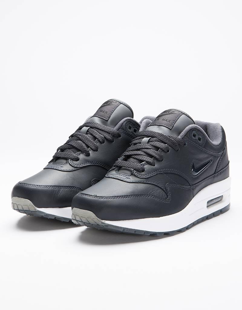 online store 0c17f ebdcf ... Nike Nike Womens Air Max 1 Premium SC AnthraciteBlack-White - Avenue  Store ...