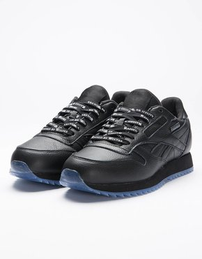 Reebok Reebok X Raised By Wolves CL LEATHER RIPPLE G BLACK/WHITE-ICE
