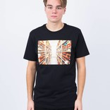 Nike T-Shirt Black/White
