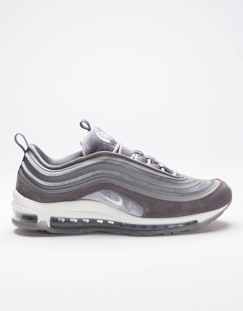 Nike Women's Air Max 97 Ultra Lux gunsmoke/summit white-atmosphere grey