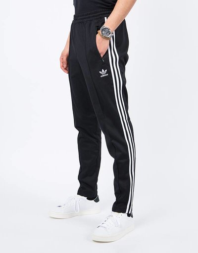Adidas beckenbauer Trackpants black